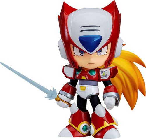 Capcom Mega Man X2 Nendoroid Zero Action Figure