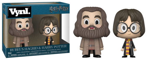 Funko Vynl. Rubeus Hagrid & Harry Potter Vinyl Figure 2-Pack