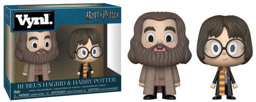 Funko Vynl. Rubeus Hagrid & Harry Potter Vinyl Figure 2-Pack