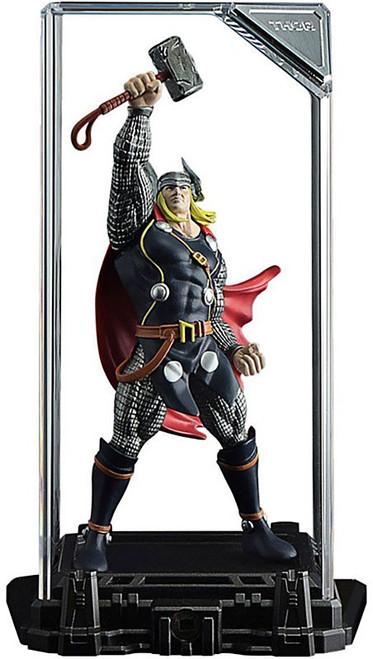 Marvel Super Hero Illuminate Gallery Thor 4-Inch Statue & Display Case