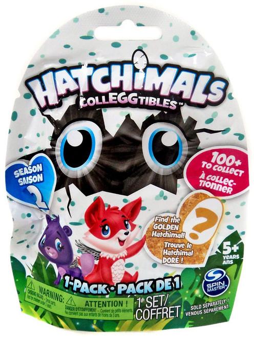 Hatchimals Colleggtibles Season 2 Mystery 1-Pack [1 RANDOM Figure]