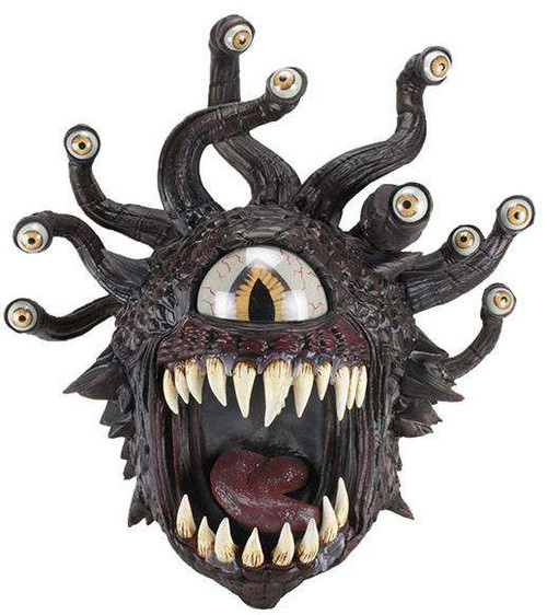 NECA Dungeons & Dragons Beholder Trophy Plaque