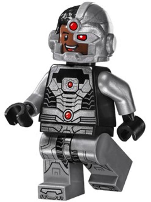 LEGO DC Justice League Cyborg Minifigure [Loose]