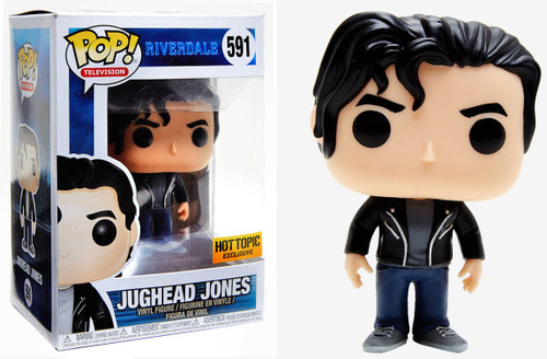Funko Riverdale POP! TV Jughead Jones Exclusive Vinyl Figure #591 [Southside Serpents]