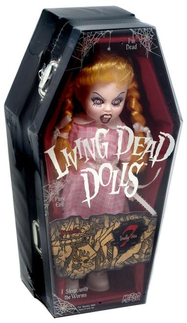 Living Dead Dolls 7 Deadly Sins Wrath 10-Inch Doll