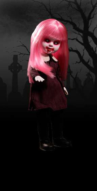 Living Dead Dolls Series 31 Don't Turn Out The Lights Bea Neath 10-Inch Doll