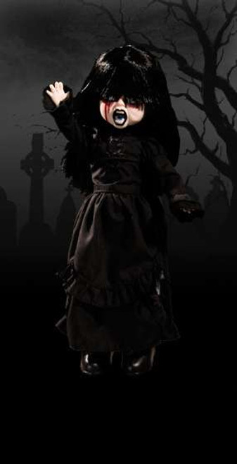 Living Dead Dolls Series 31 Don't Turn Out The Lights The Dark 10-Inch Doll