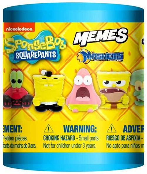 Spongebob Squarepants Mash'Ems Series 1 Memes Mystery Capsule Pack
