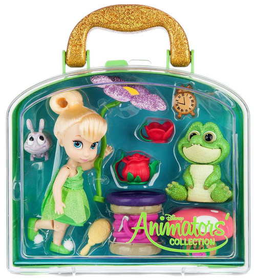 Disney Peter Pan Animators' Collection Tinker Bell Exclusive Mini Doll Playset [2017]