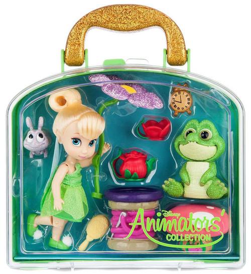 Disney Peter Pan Animators' Collection Tinker Bell Exclusive Mini Doll Playset [2017]