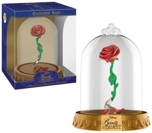 Funko Beauty and the Beast POP! Disney Enchanted Rose Exclusive Vinyl Collectible