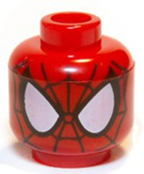 Spider-Man Mask Head [Loose]