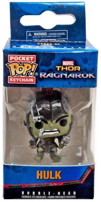 Funko POP! Marvel Hulk Exclusive Keychain [Gladiator]