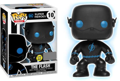 Funko DC POP! Heroes The Flash Exclusive Vinyl Figure [Silhouette Glow-in-the-Dark]