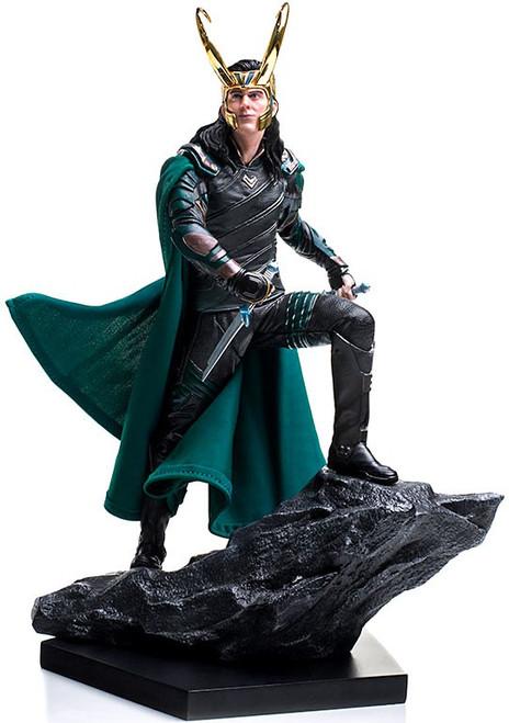 Marvel Thor: Ragnarok Loki Battle Diorama Statue