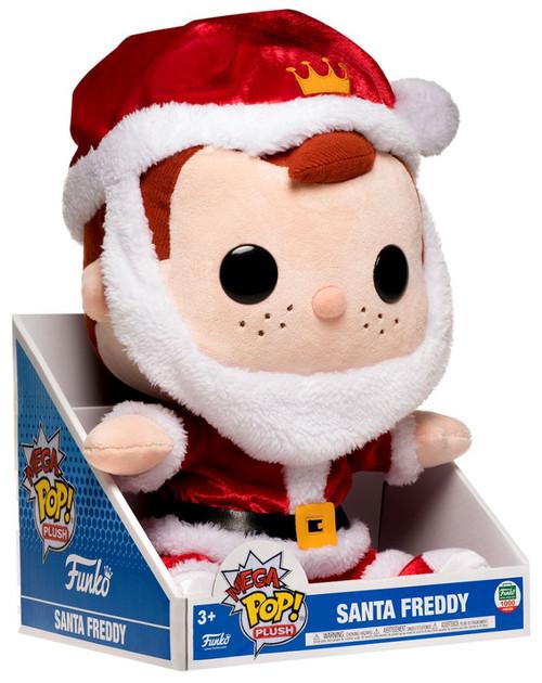 Funko Mega POP! Santa Freddy Exclusive Plush