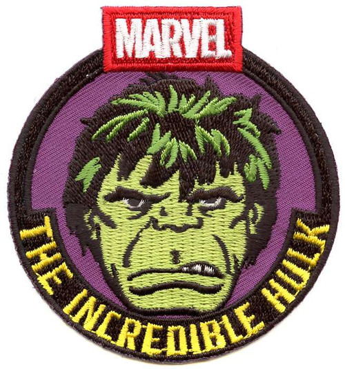 Funko Marvel Collector Corps The Incredible Hulk Exclusive Patch