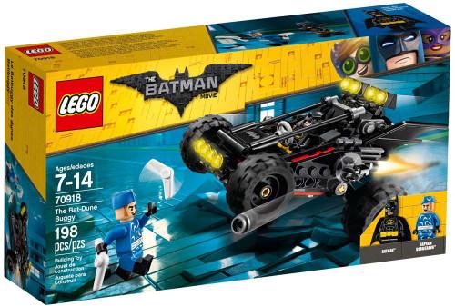 LEGO DC The Batman Movie The Bat-Dune Buggy Set #70918