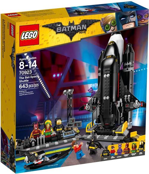 LEGO DC The Batman Movie The Bat-Space Shuttle Set #70923