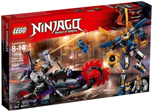 LEGO Ninjago Killow vs. Samurai X Set #70642
