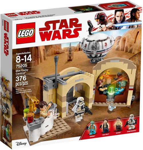 LEGO Star Wars Mos Eisley Cantina Set #75205