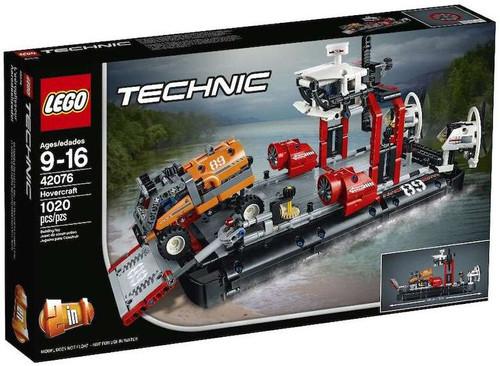 LEGO Technic Hovercraft Set #42076