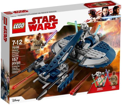 LEGO Star Wars General Grievous' Combat Speeder Set #75199