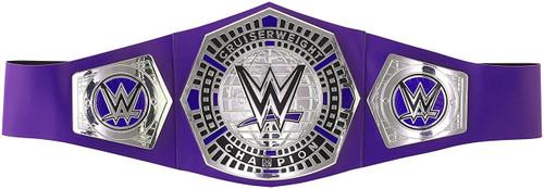WWE Wrestling Cruiserweight Championship Kids Replica Belt