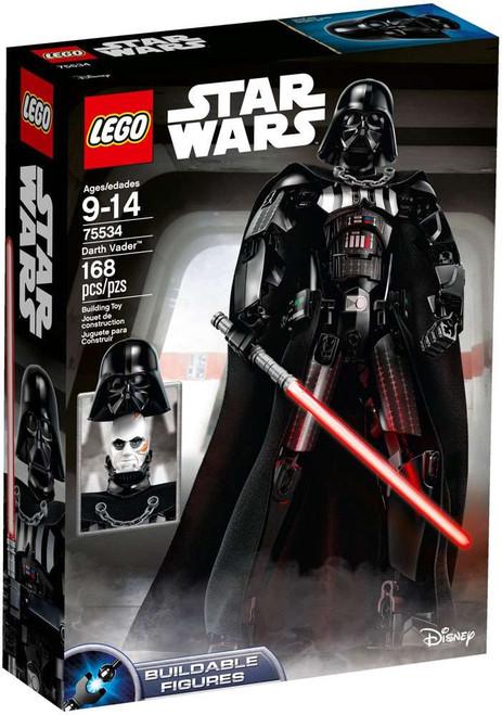 LEGO Star Wars Buildable Figure Darth Vader Set #75534