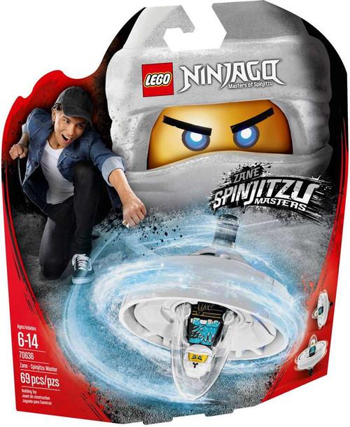 LEGO Ninjago Zane - Spinjitzu Master Set #70636