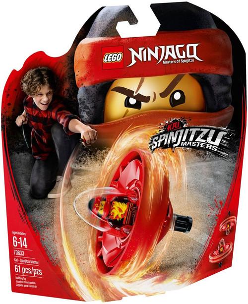 LEGO Ninjago Kai - Spinjitzu Master Set #70633