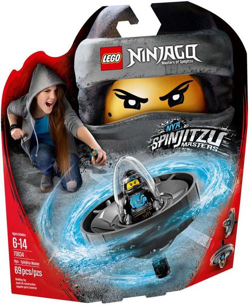 LEGO Ninjago Nya - Spinjitzu Master Set #70634