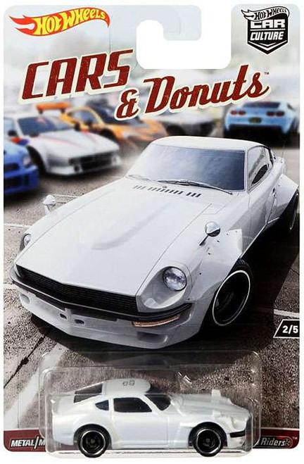 Hot Wheels Car Culture Cars & Donuts Custom Datsun 240Z Diecast Car #2/5