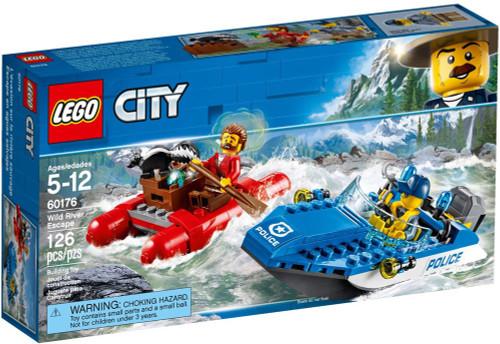 LEGO City Wild River Escape Set #60176