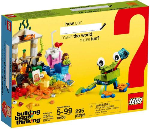 LEGO Classic World Fun Set #10403