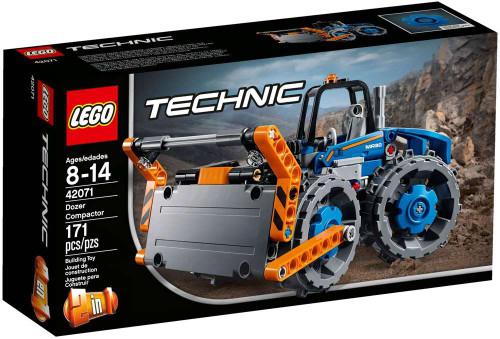 LEGO Technic Dozer Compactor Set