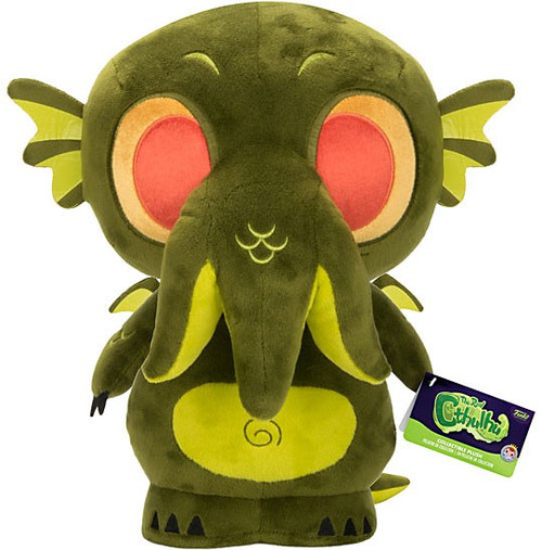 Funko SuperCute The Real Cthulhu 12-Inch Jumbo Plush
