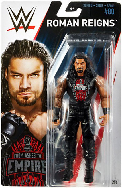 WWE Wrestling Series 80 Roman Reigns Action Figure