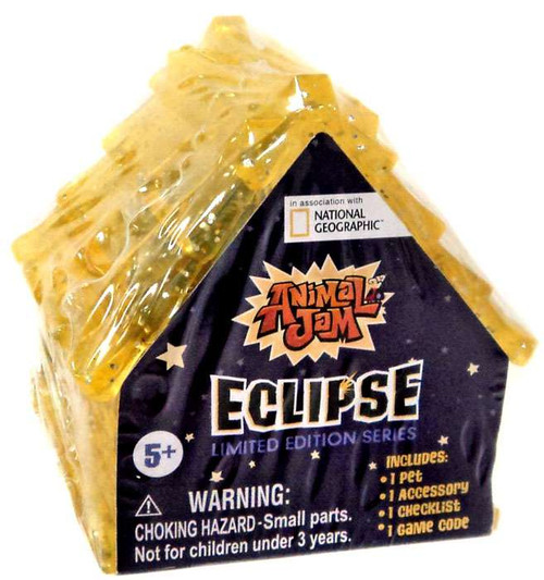 Animal Jam Eclipse Limited Edition Series Mystery Pack [Random Color]