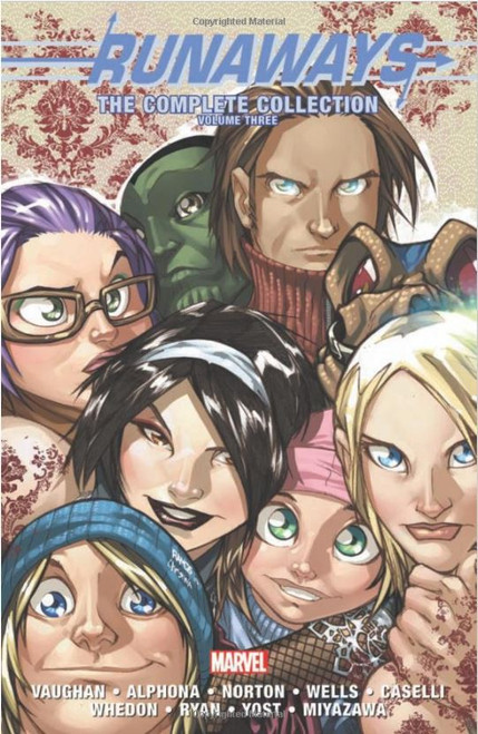 Marvel Comics Runaways The Complete Collection Trade Paperback #3