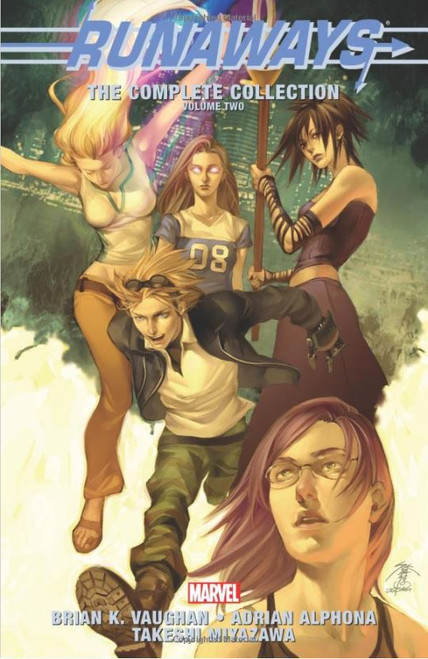 Marvel Comics Runaways The Complete Collection Trade Paperback #2
