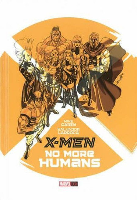 X-Men: No More Humans Original Graphic Novels Hardcover Comic Book