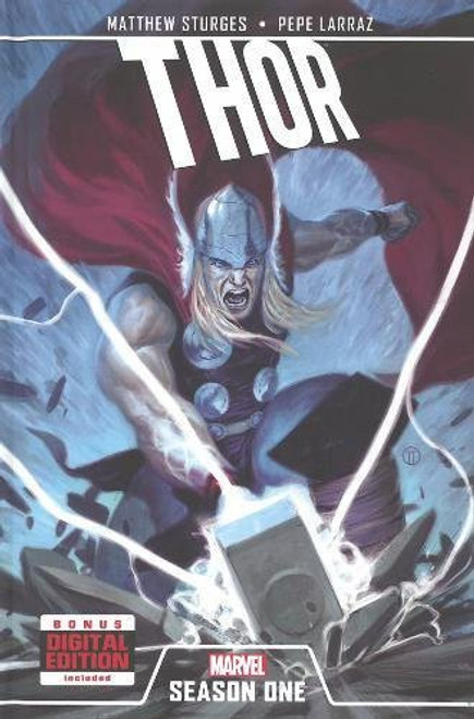 Thor: Season One Hardcover Comic Book