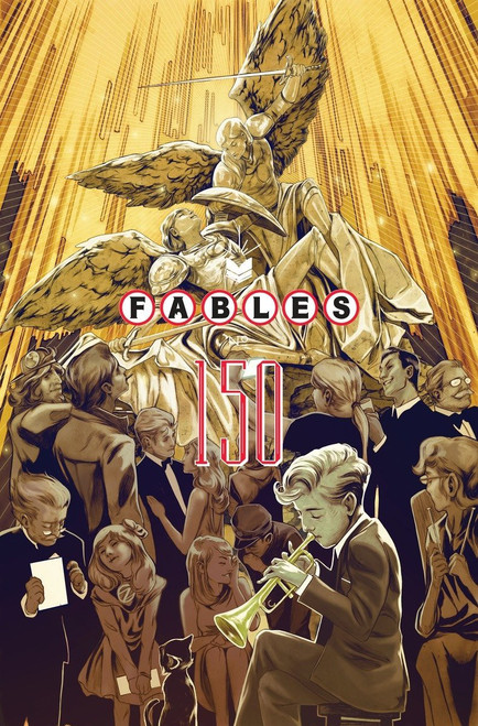 Vertigo Fables Vol. 22 Farewell Trade Paperback Comic Book #22