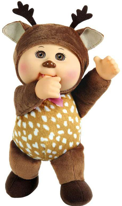 Cabbage Patch Kids Cuties Forest Friends Sage Deer 9-Inch Plush #37