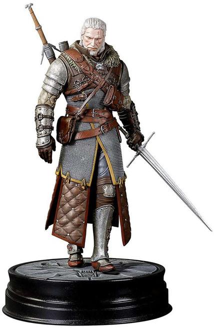 The Witcher 3: Wild Hunt Geralt Grandmaster Ursine 9.5-Inch PVC Statue Figure