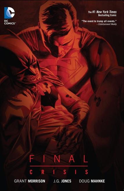 DC Final Crisis Trade Paperback Comic Book