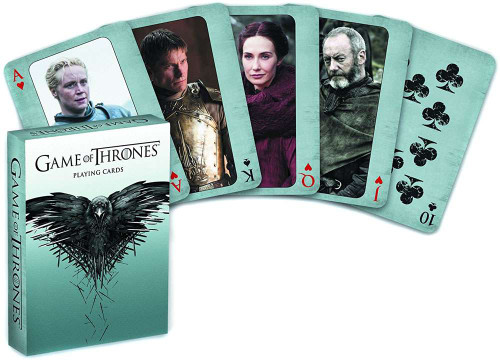 Game of Thrones Playing Card Deck [2nd Edition]
