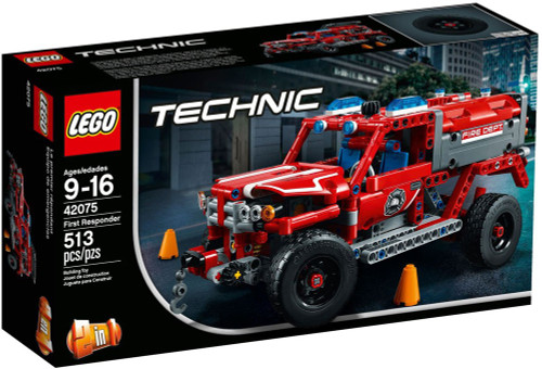 LEGO Technic First Responder Set #42075