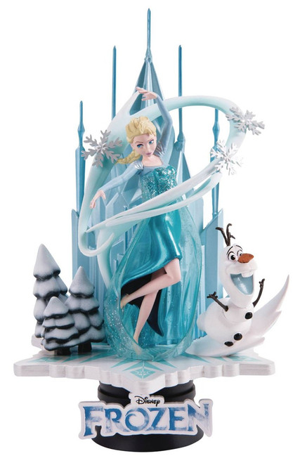 Disney D-Select Frozen Exclusive 6-Inch Diorama Statue DS-005